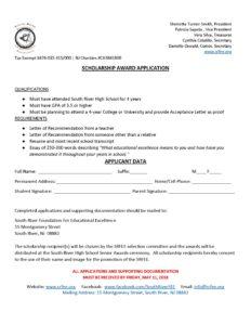 srfee_scholarship_application_2018