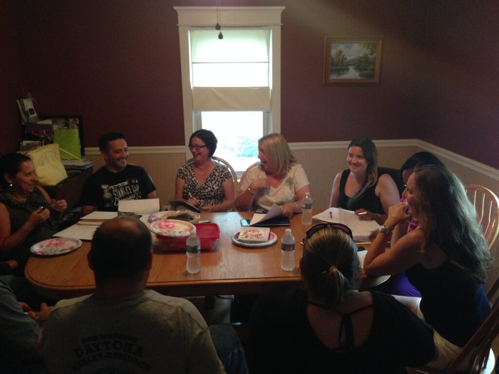 July 15, 2015 Organizational Meeting