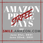 2021 Support SRFEE with AmazonSmile on Prime Day