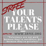 SRFEE Request for Help